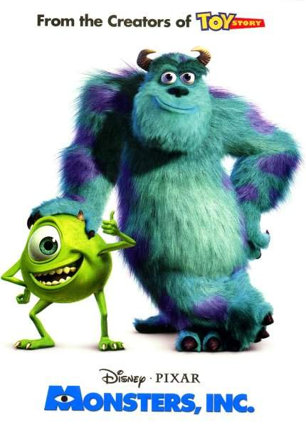 Monster Inc 2001 nHD 1080p x264 NhaNc3 preview 0