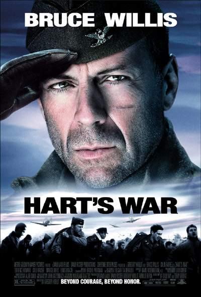 哈特的战争 海报