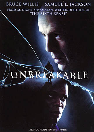 Unbreakable 惊心动魄