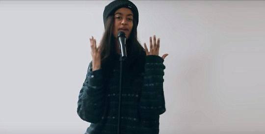 奥巴马大女儿MV首秀曝光 称哈佛毕业后要进娱乐圈