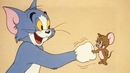 《猫和老鼠》剧照。图片来自网络