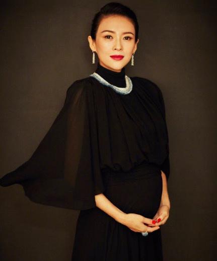 章子怡官宣怀孕喜讯