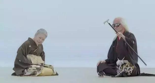树木希林与内田裕也