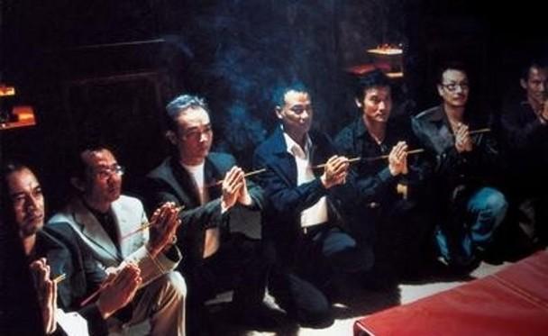 任达华与林文伟合作多次。