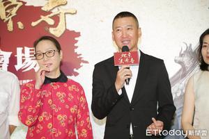 周杰访台宣传《北京法源寺》