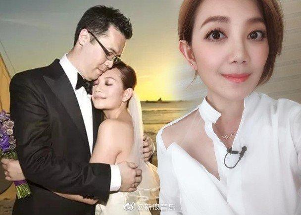 梁静茹和老公赵元同