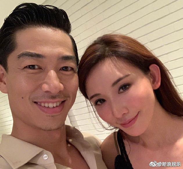 """林志玲今年6月宣布嫁给日本男星""""放浪兄弟""""AKIRA"""