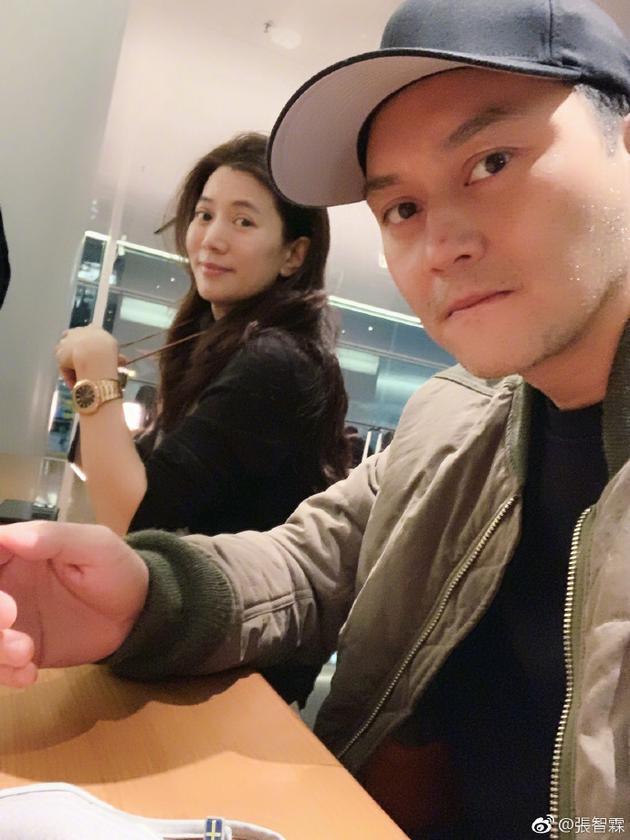 张智霖袁咏仪夫妇