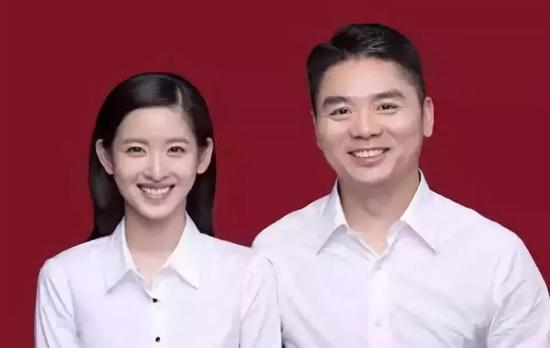 刘强东爱情往事:每到一个事业阶段都要换个