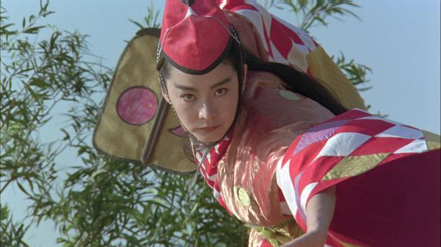 《笑傲江湖2:东方不败》剧照。