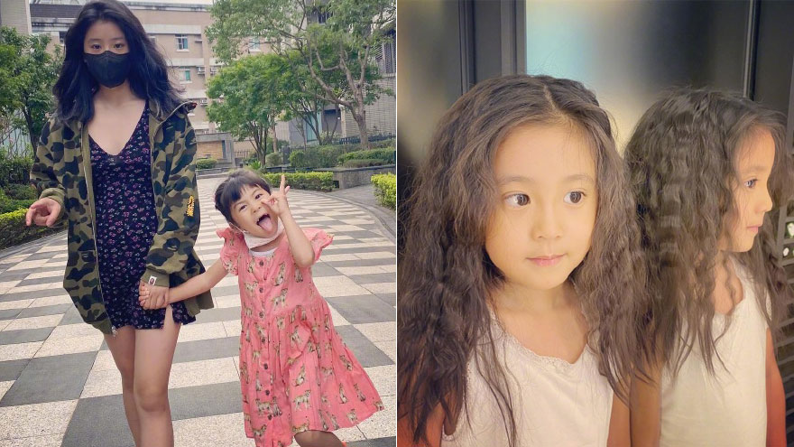 賈靜雯曬三個女兒照片 感慨(kai)女兒們是人生小導師